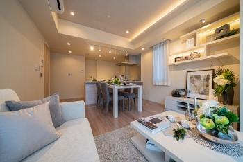 【サンウッド赤坂氷川 503号室】ハイレベルな集合住宅が建つ人気のエリアで「私らしい暮らし」を満喫