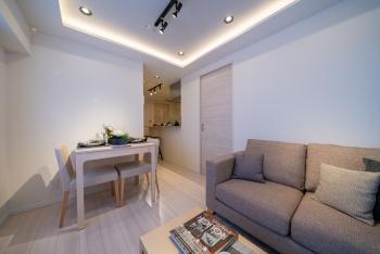 【築地武蔵野マンション 1001号室】今後の生活を想像するのが楽しくなる「築地のイマジネーションルーム」