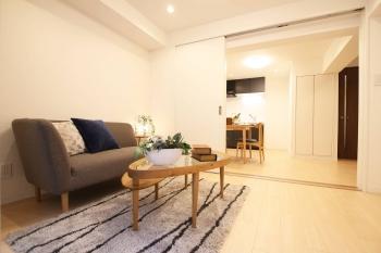 【MAC富士見丘コート 102号室】アクセス良好で手頃な価格。専用庭までついてくる