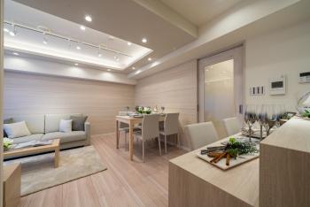 【セザール白金ガーデン 302号室】ワンランク上の街「白金」でお洒落で心地いい生活を満喫