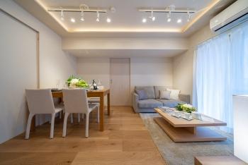 【恵比寿アーバンハウス 406号室】「住みたい街」で憧れのアーバンライフを