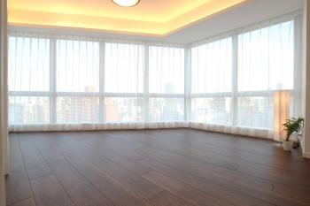 【富久クロスコンフォートタワー 1112号室】敷地内ですべて完結――都心タワマンの利便性を享受する