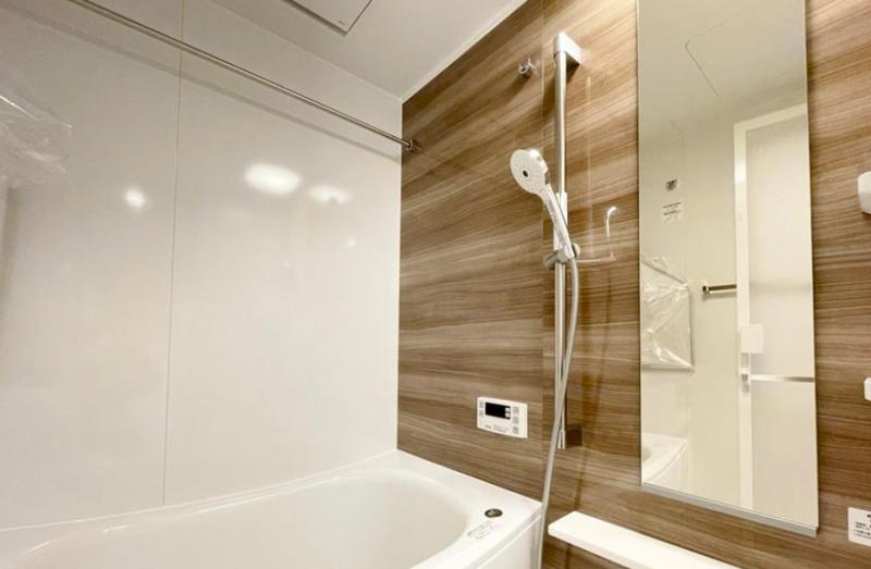 朝日目白台マンション 806号室浴室
