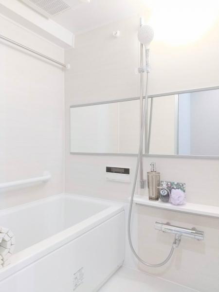 モナーク千駄木802浴室