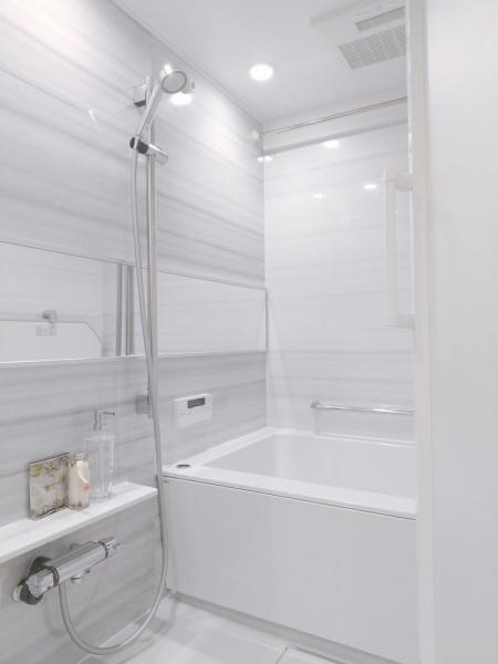 マンション都立大304浴室