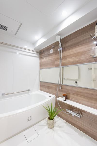マンション新宿御苑 905浴室