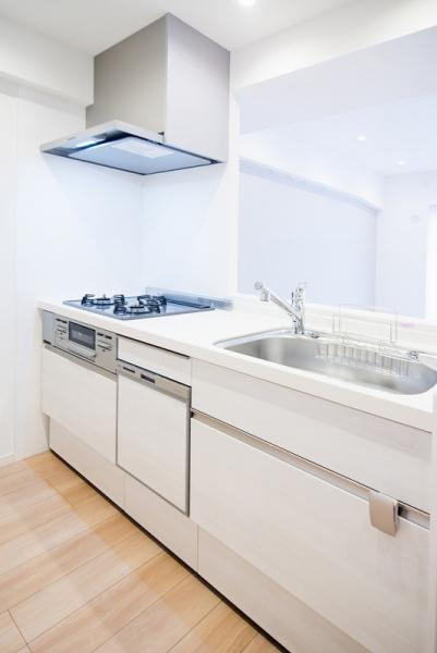 落合マンション505号室キッチン