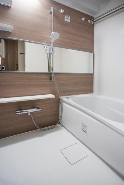 落合マンション505号室浴室